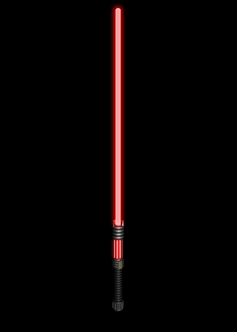 Custom Sith Lightsaber