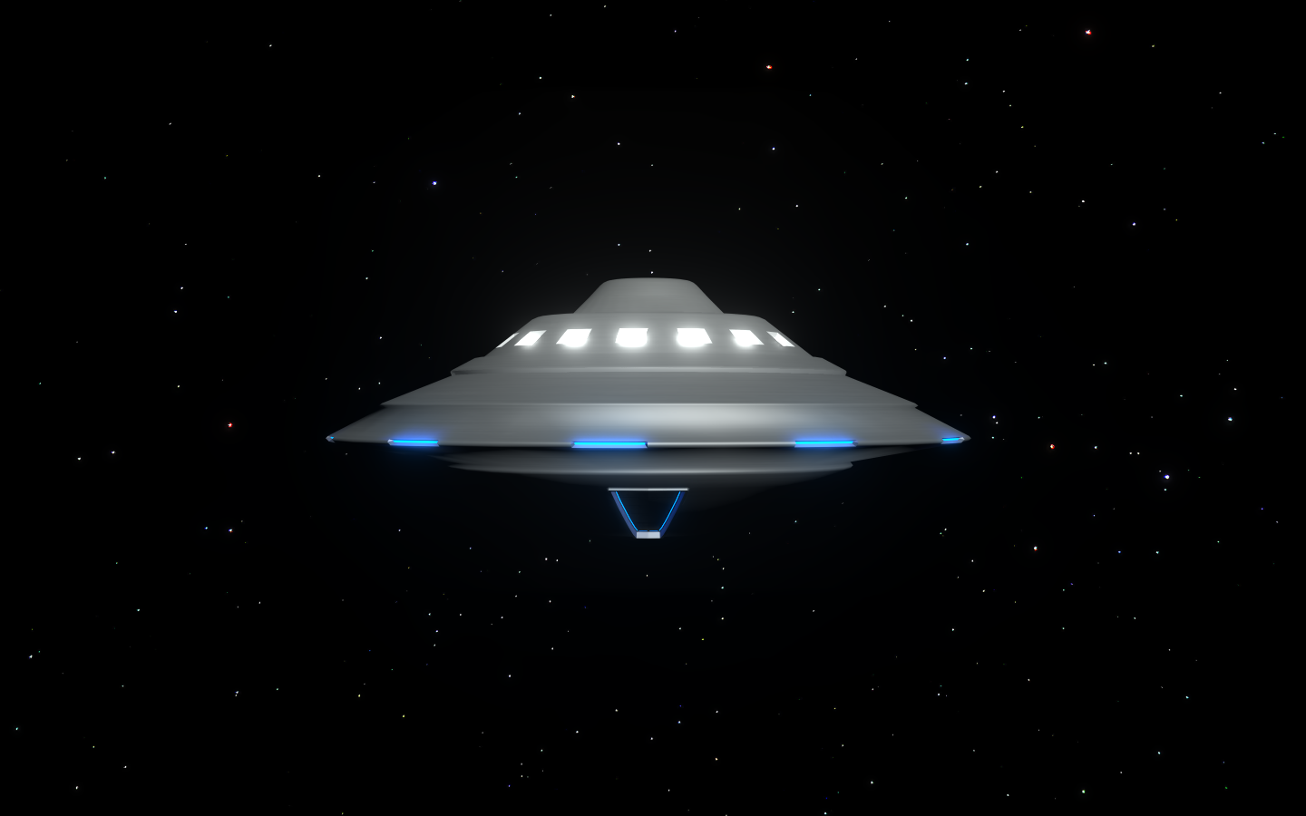 Classic Style UFO