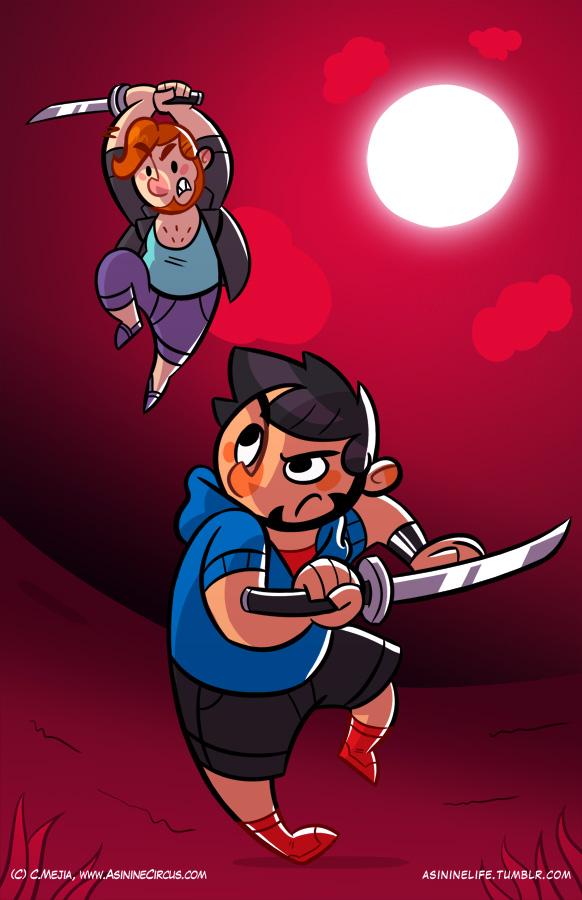 Blade Battle
