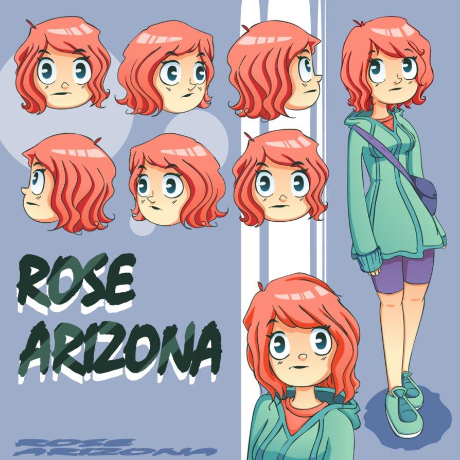 Rose Arizona