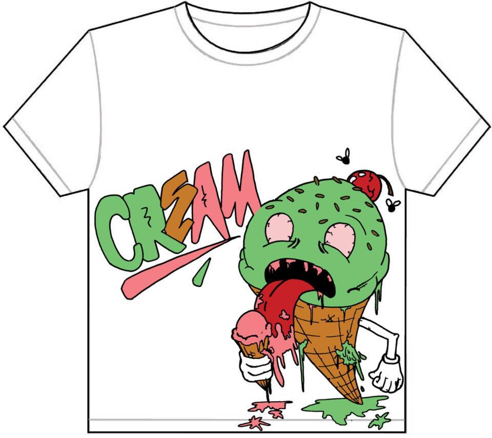 Zombie Cream