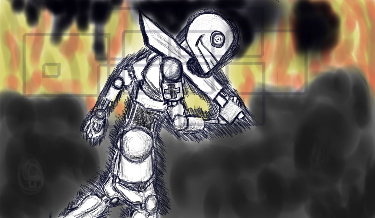Project Cyborg (1st piece)