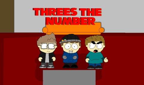 Threes The Numebr Wallpaper