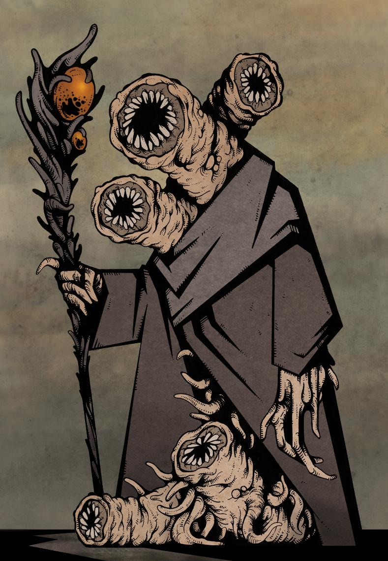 The Wormgrove Elder