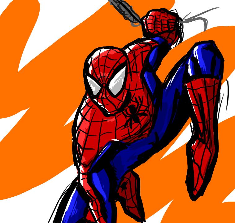 Happy Belated Spider-Man Day
