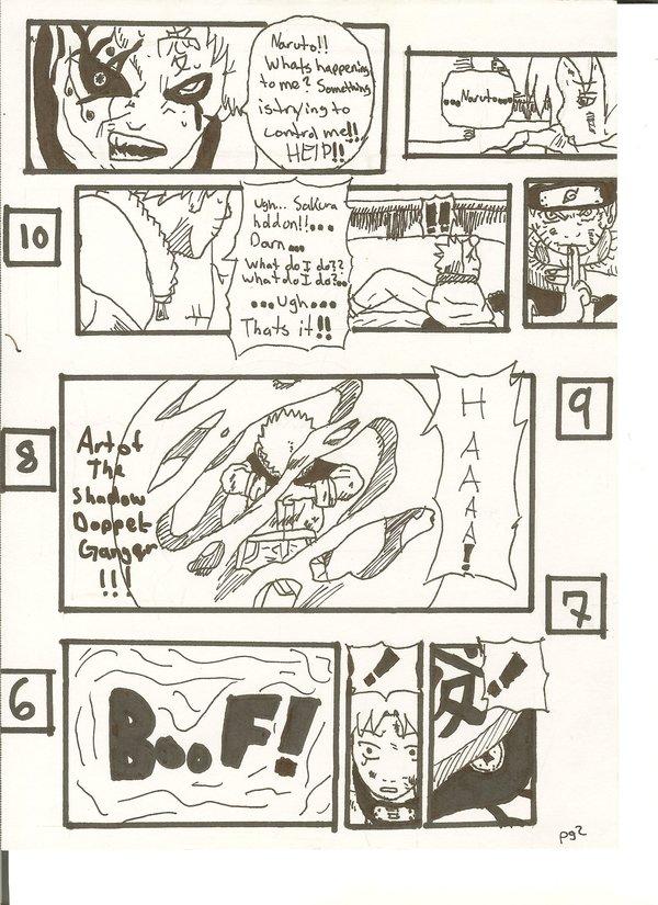 Naruto Fan Manga prt 2