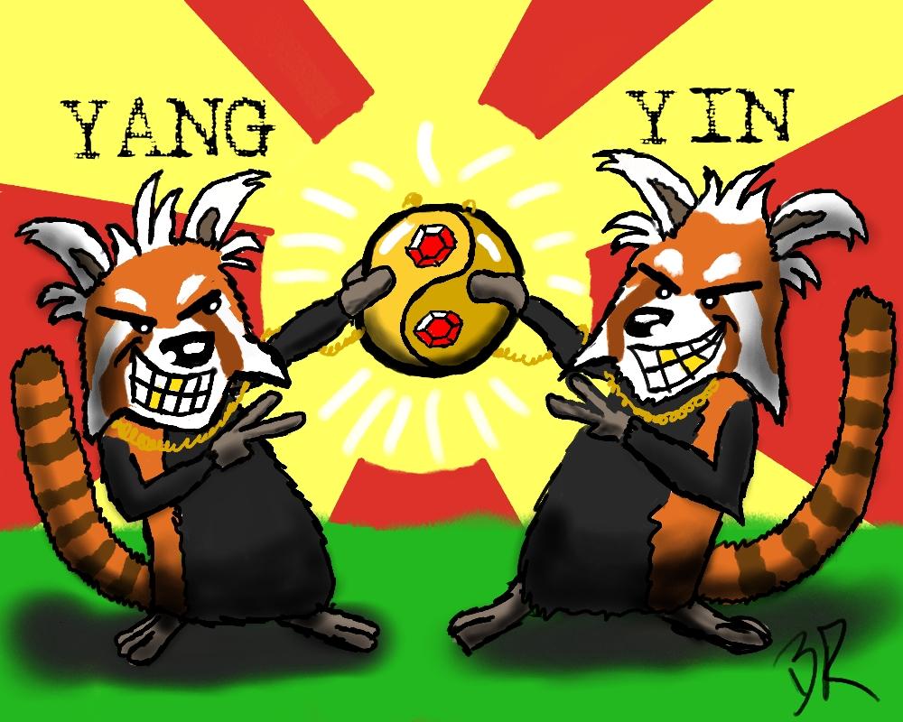 Yang and Yin