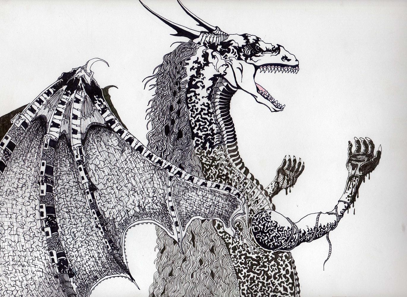 Texture Dragon