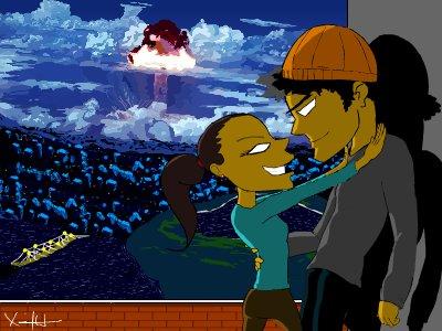 Doomsday Romance