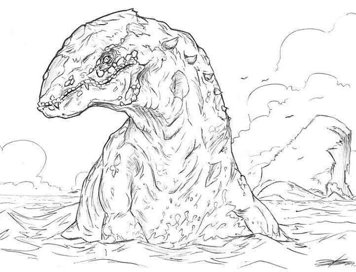 Water Monster