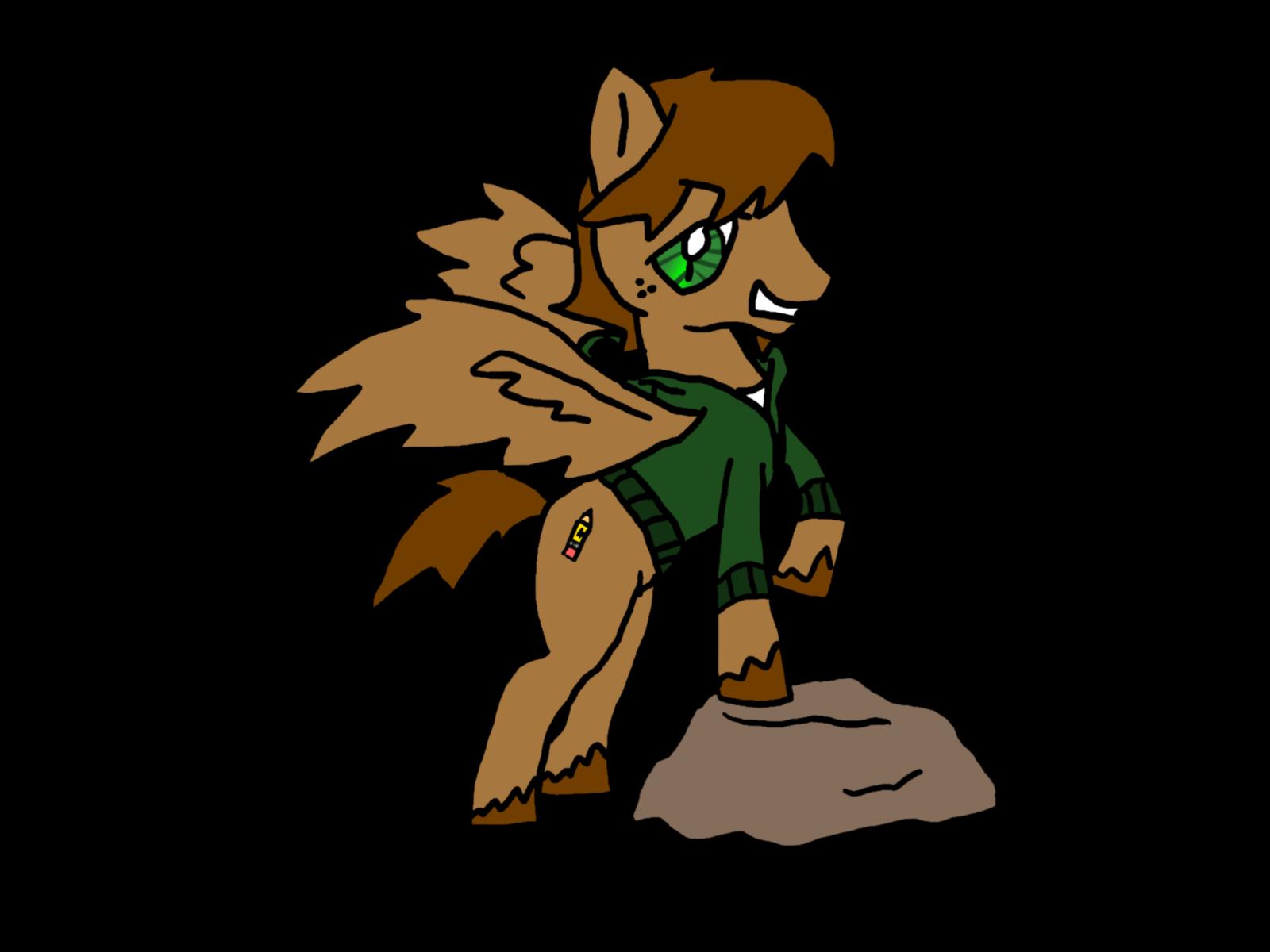 Pony jave