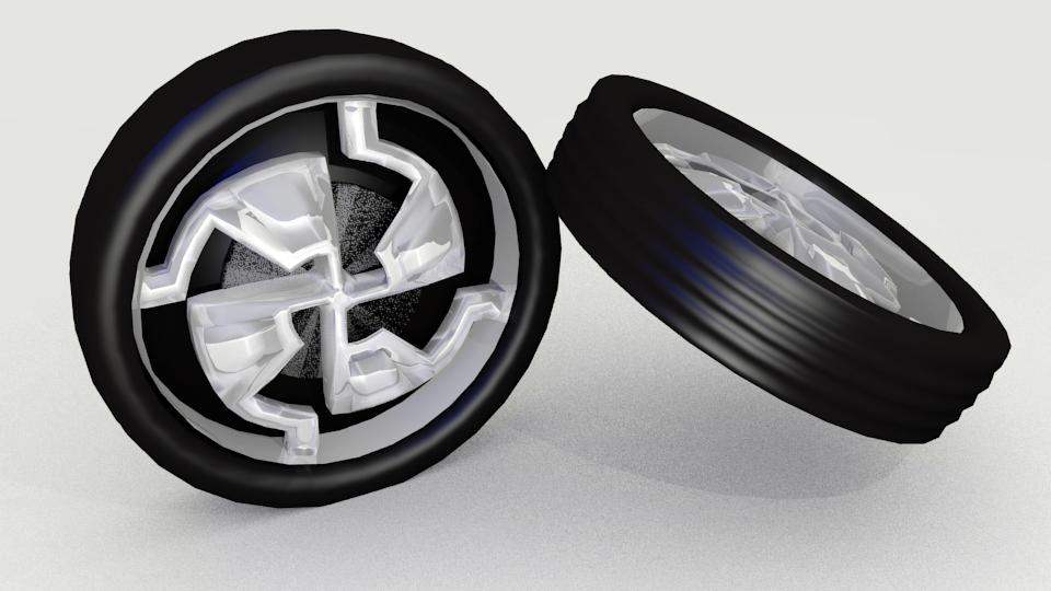 Custom Car Rims