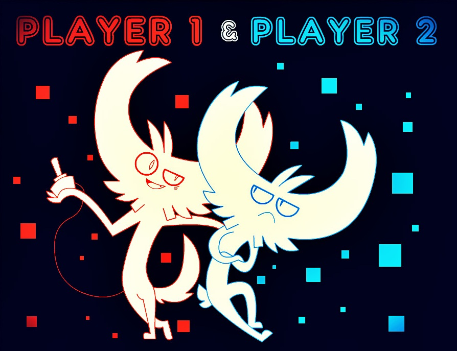 Player One And Two
