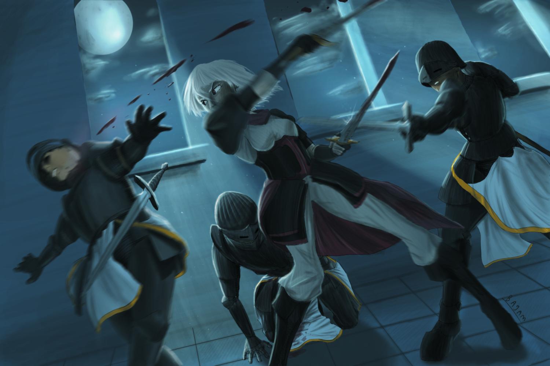 Sword Fight