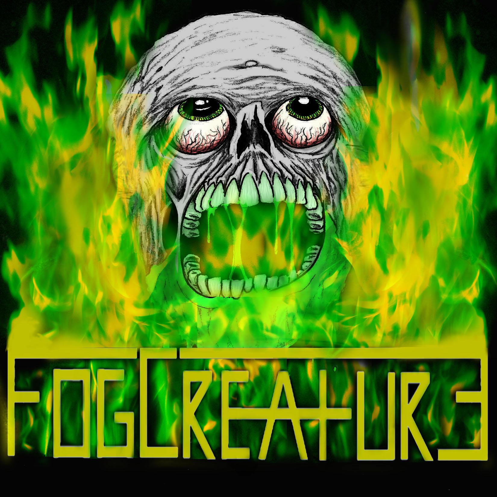 Fogcreature Cover