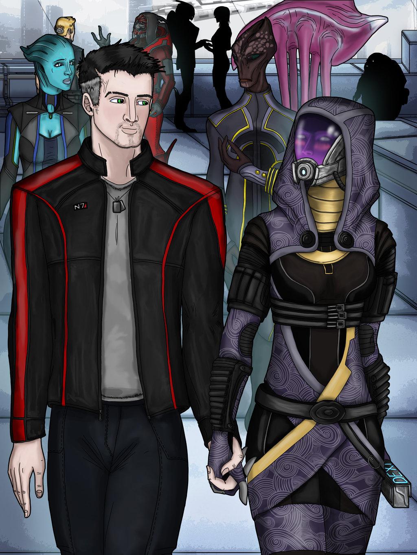 Mass Effect: Little Moments