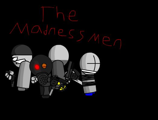 the madness men