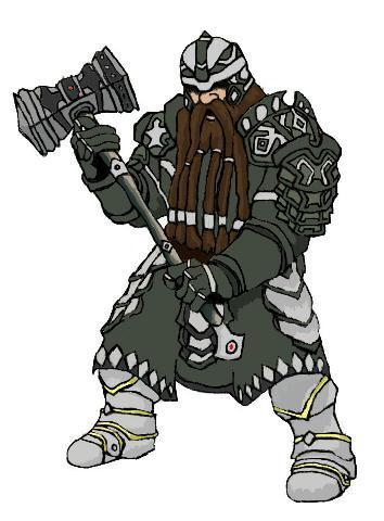 Dwarf toon