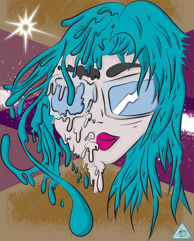 Melted Girl