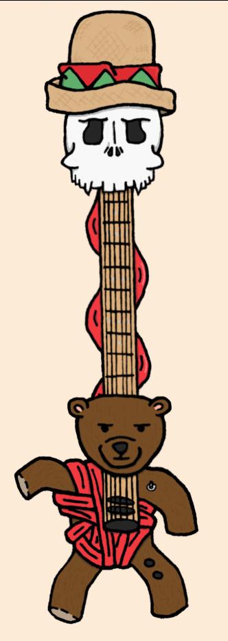 My future Guitar