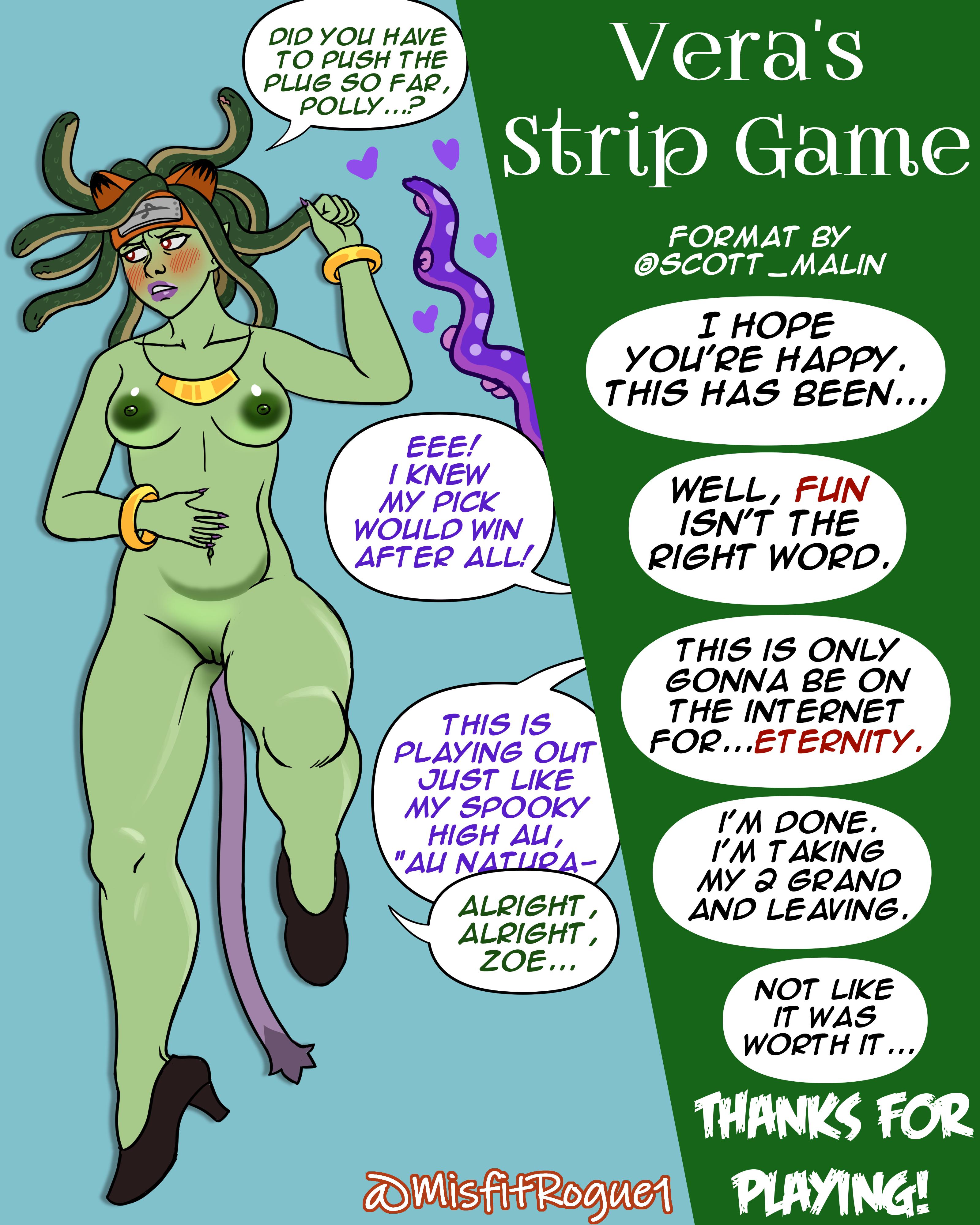 Strip Game Movie