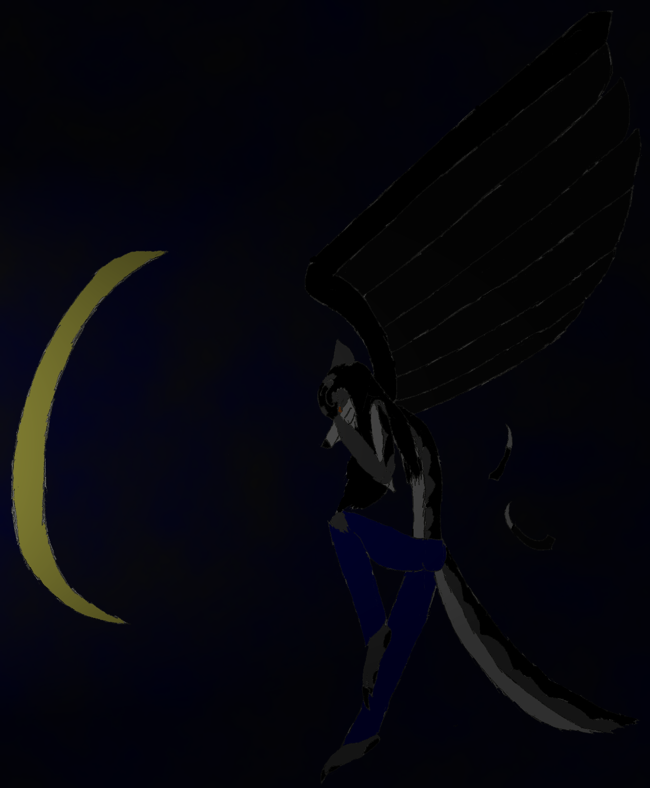 Black Angel of Chaos