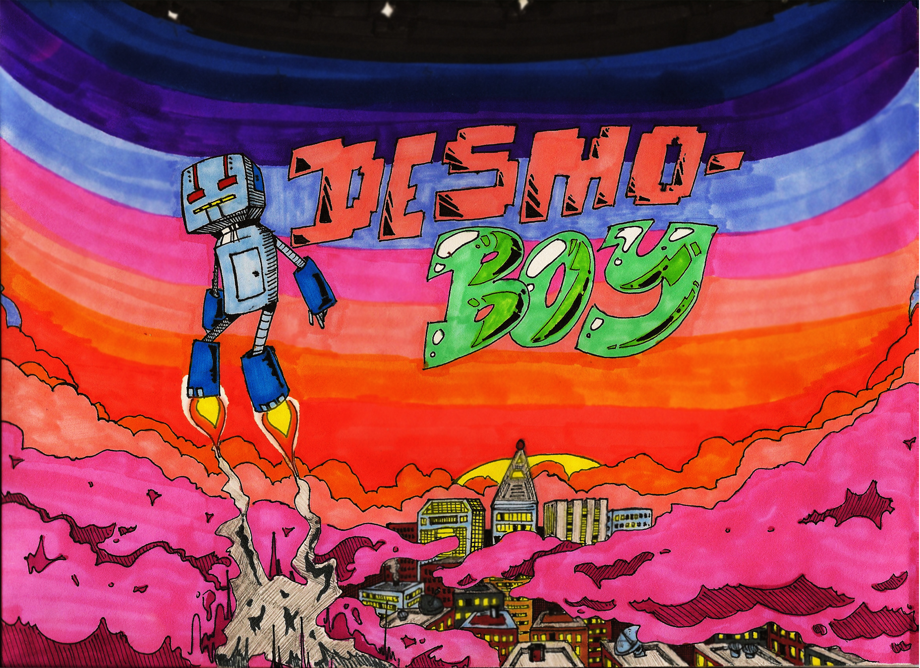 Desmoboy