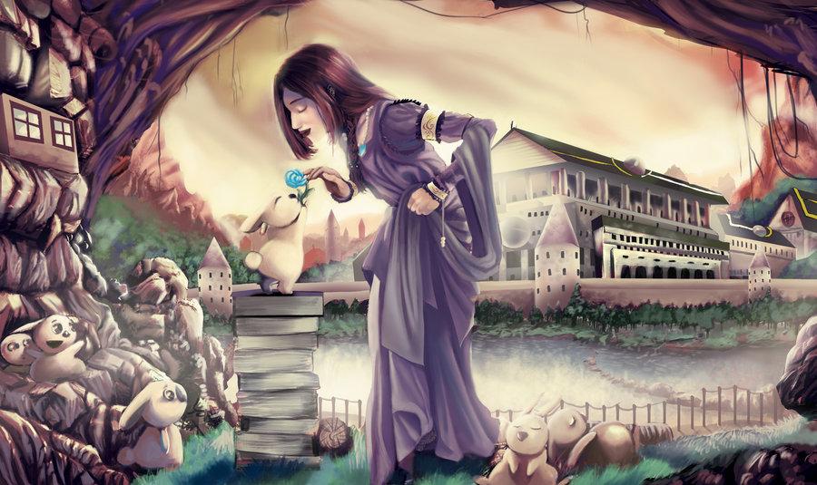the bunny Kingdom