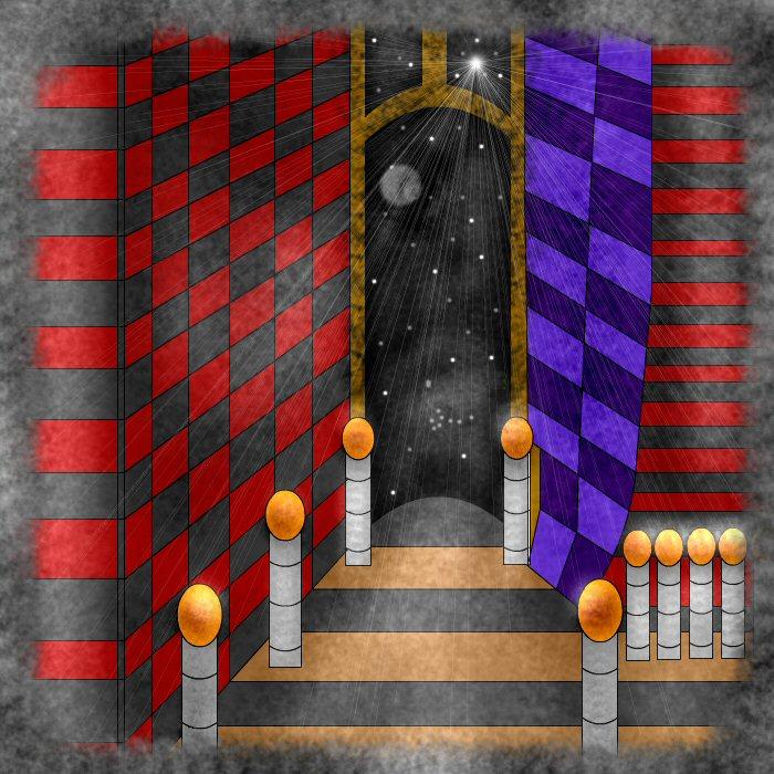 Checkerboard #6 (Checker Hall)