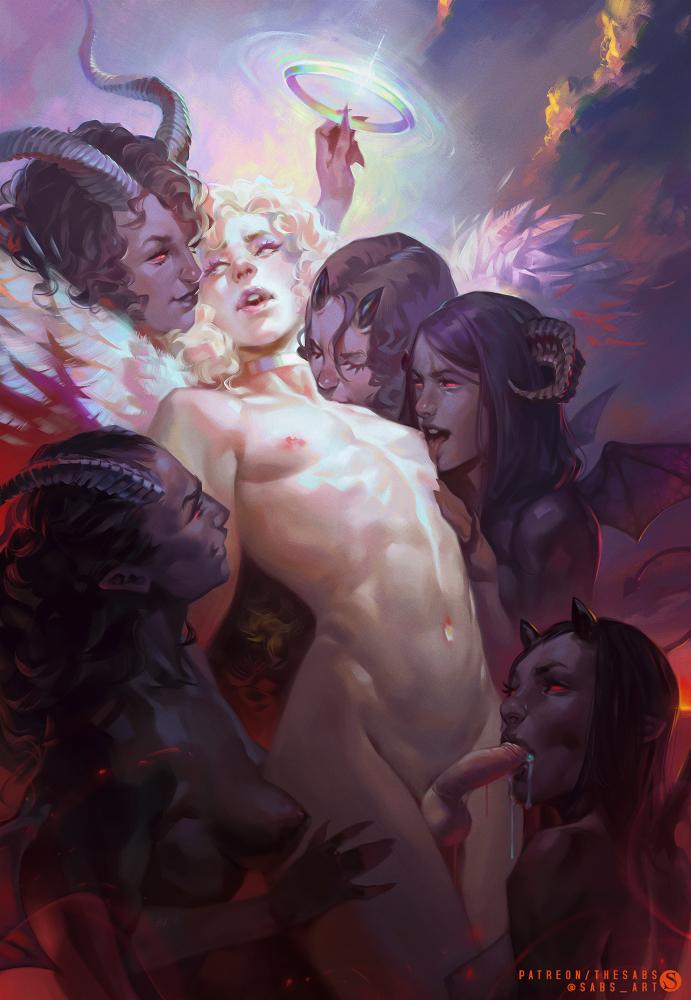 Angel Boy (OC)