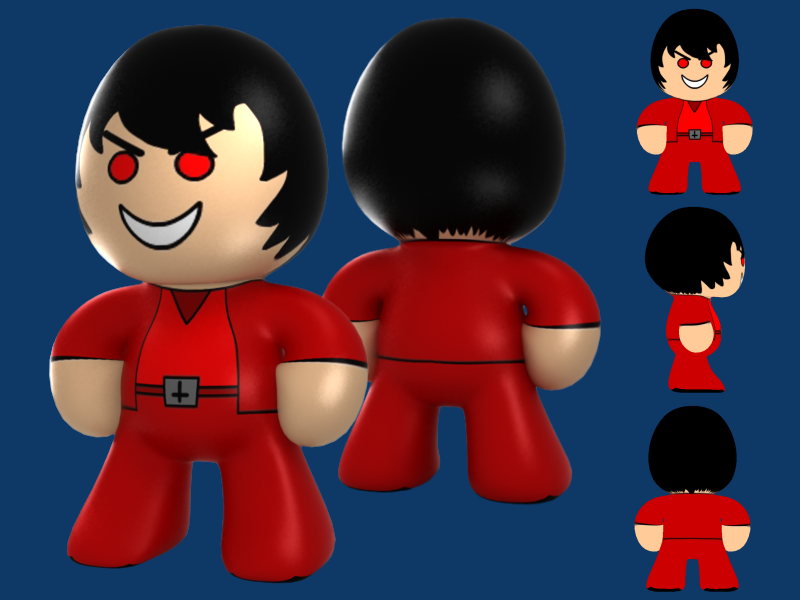 Damian 3