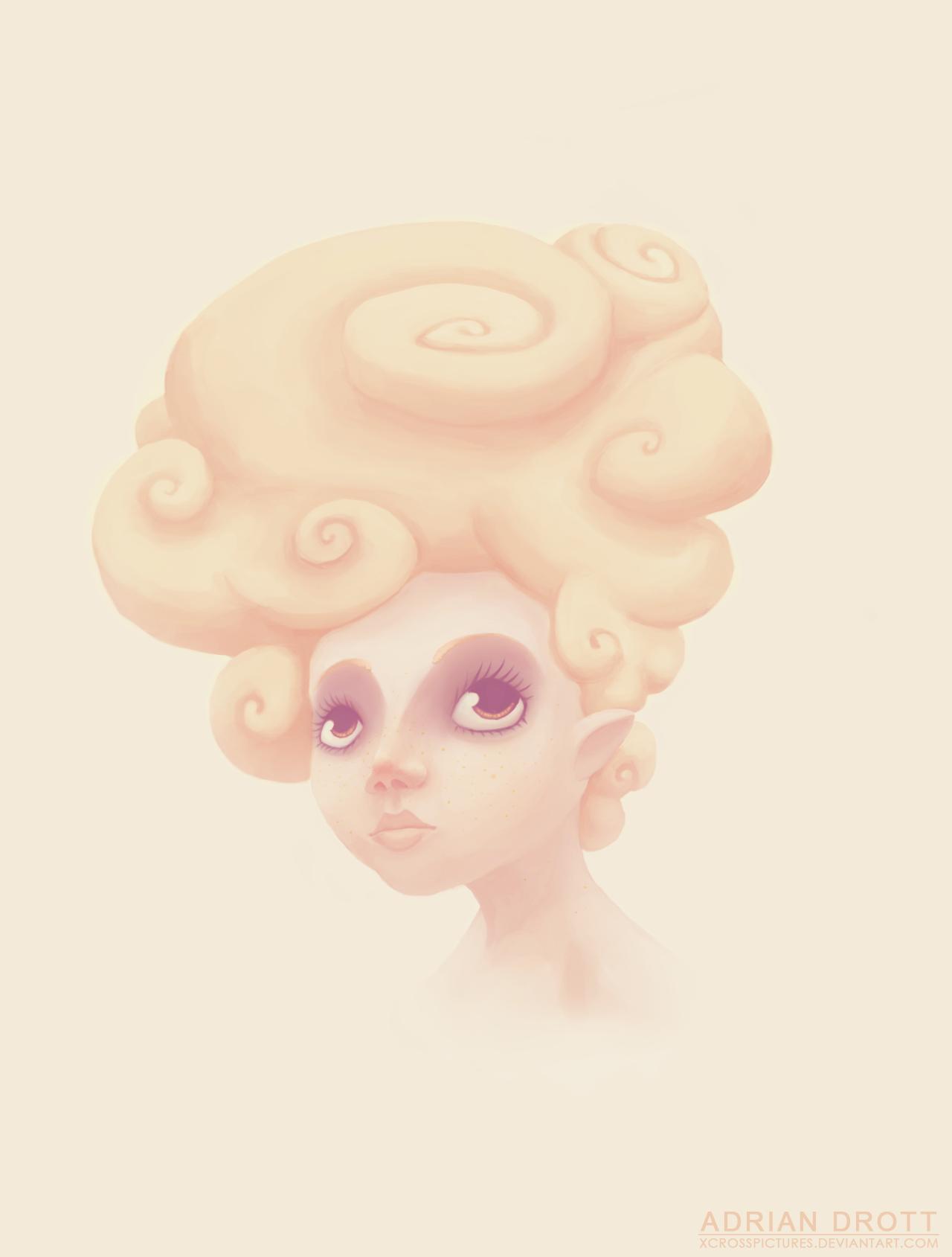 Caramel Girl