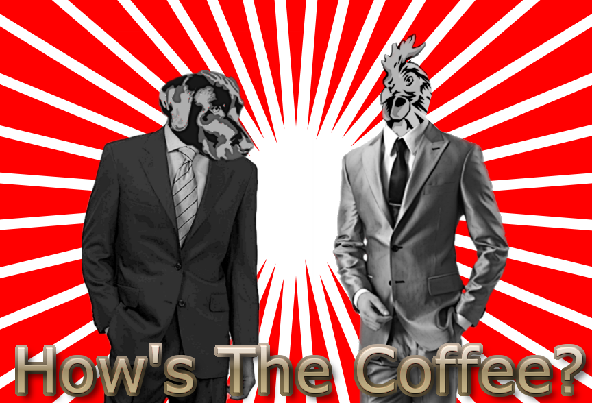 How's The Coffee?