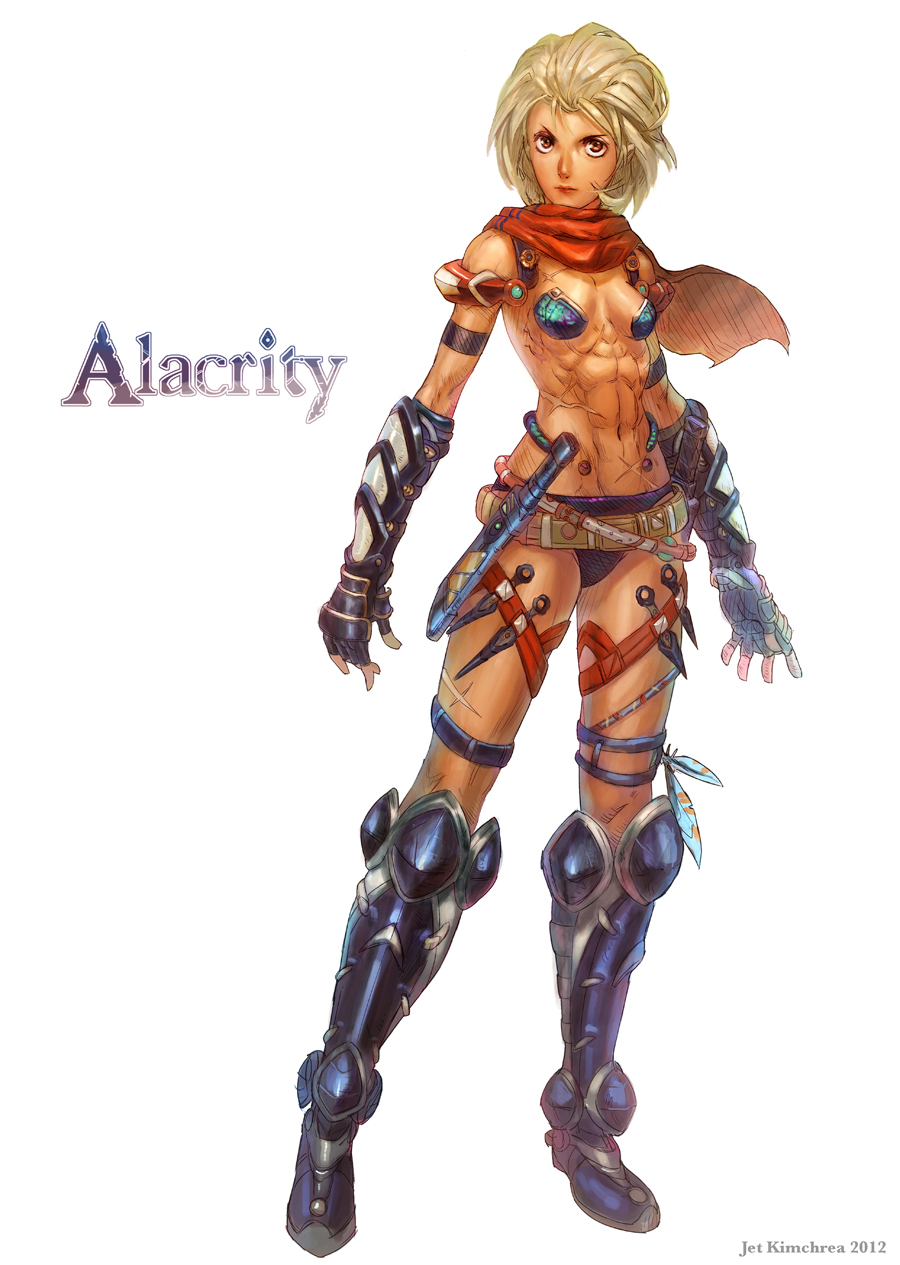 Alacrity Stance