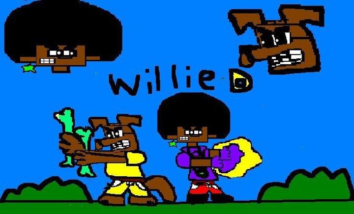 The Adventures of Willie D