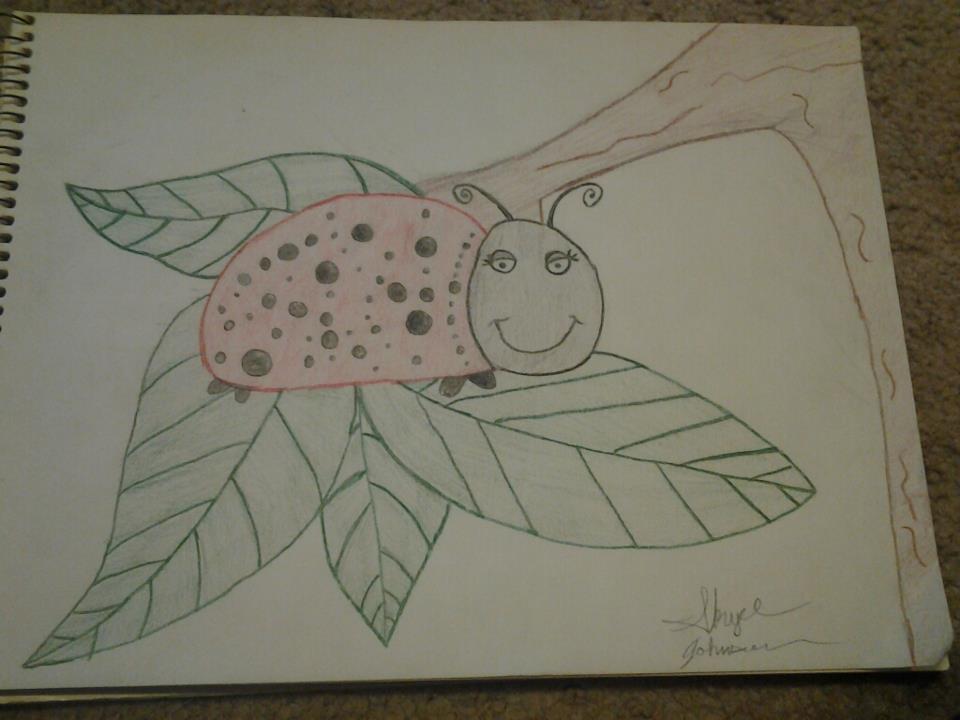 Daisy The Ladybug