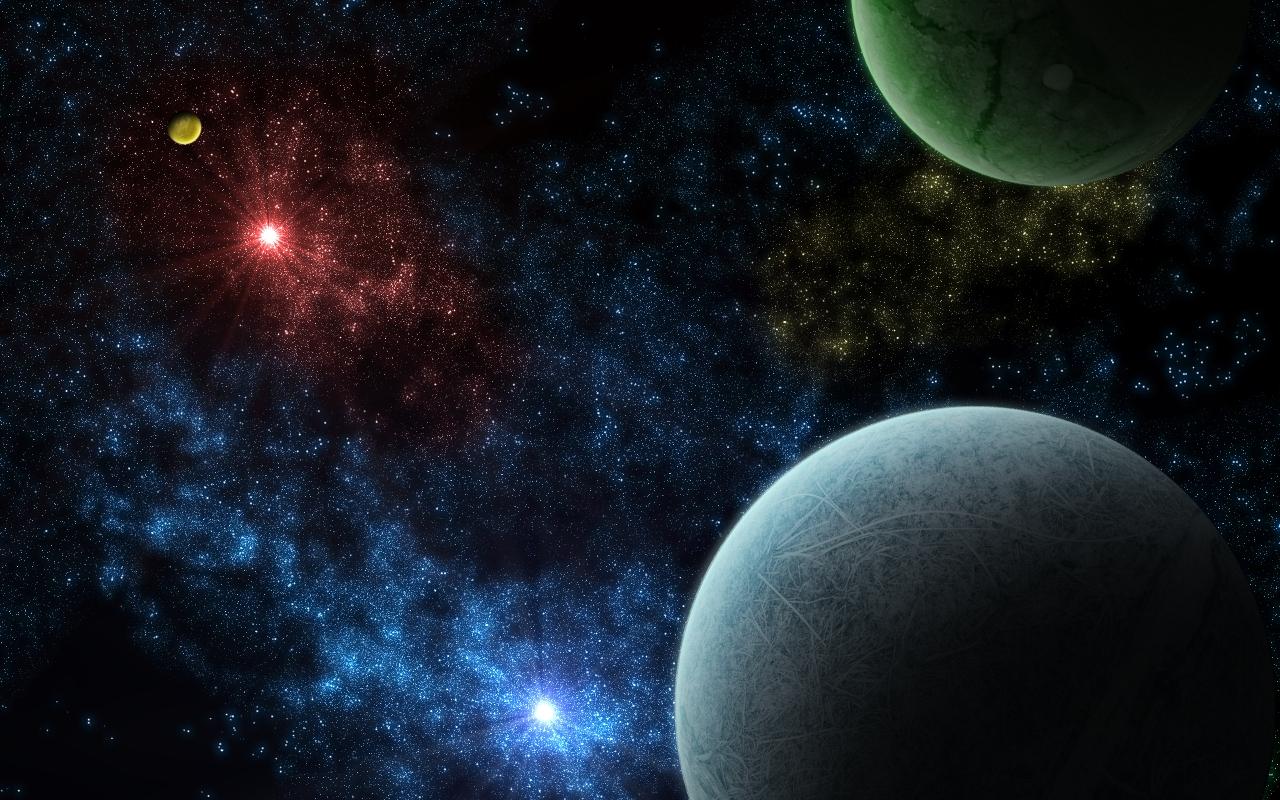 Star Field 1