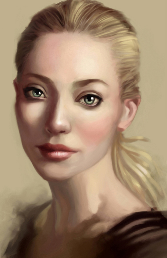 Portrait of Amanda Seyfried