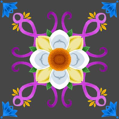 SymmetryFlora