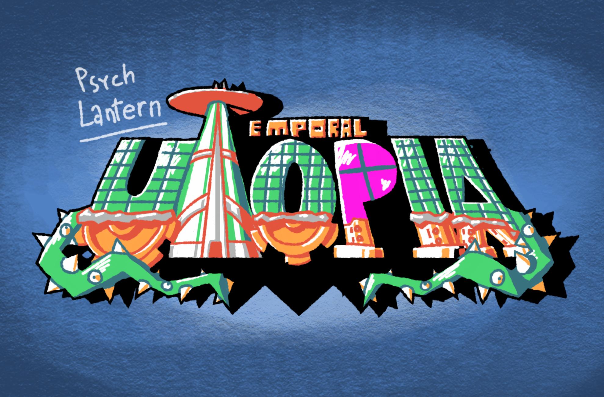 Temporal Utopia logo