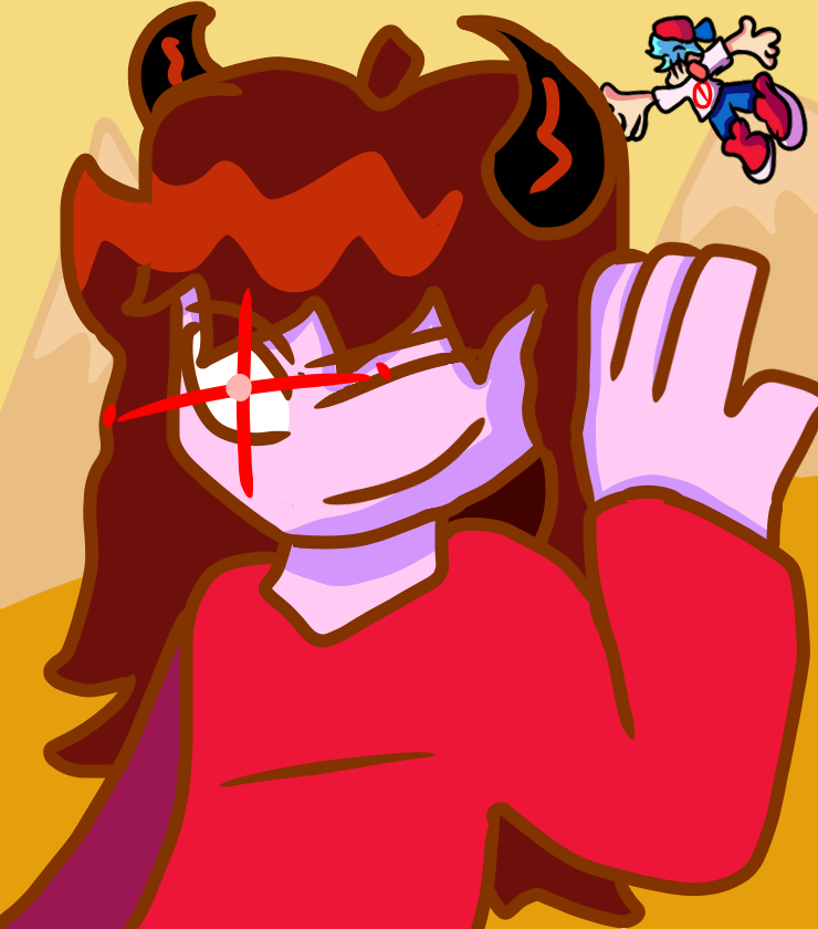 Demon GF omg