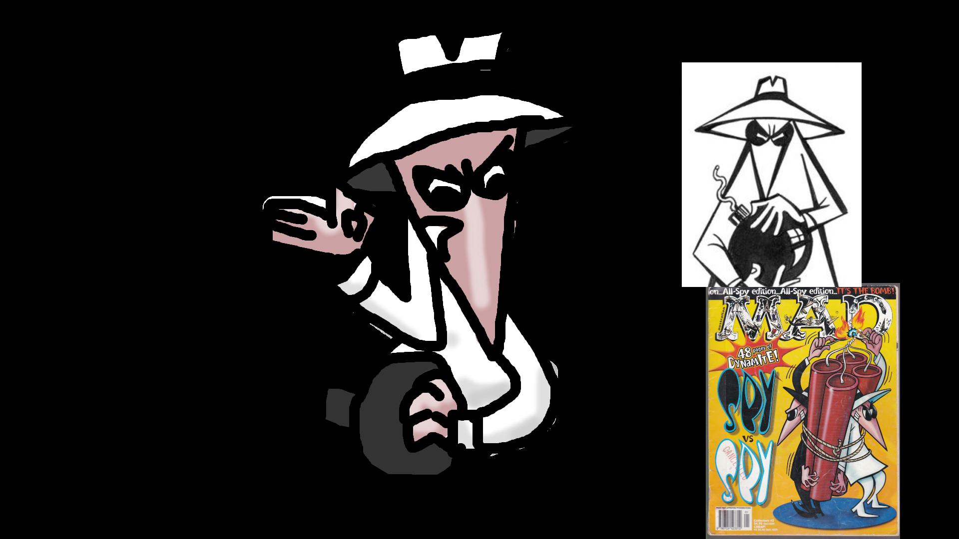 White Spy (again)