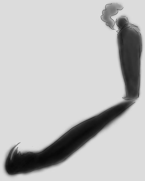 Crooked Shadow