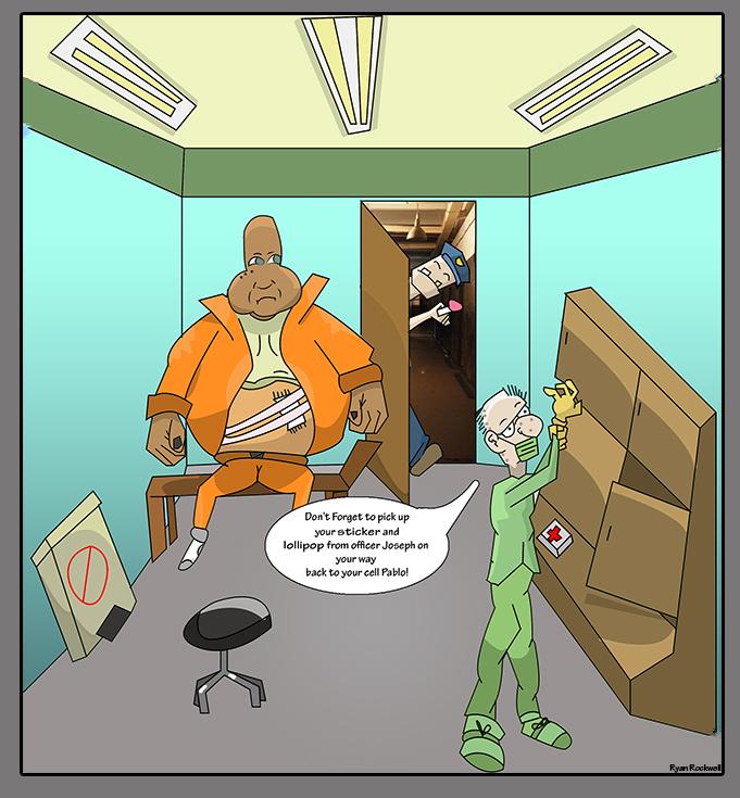 Medical System Better In Jail