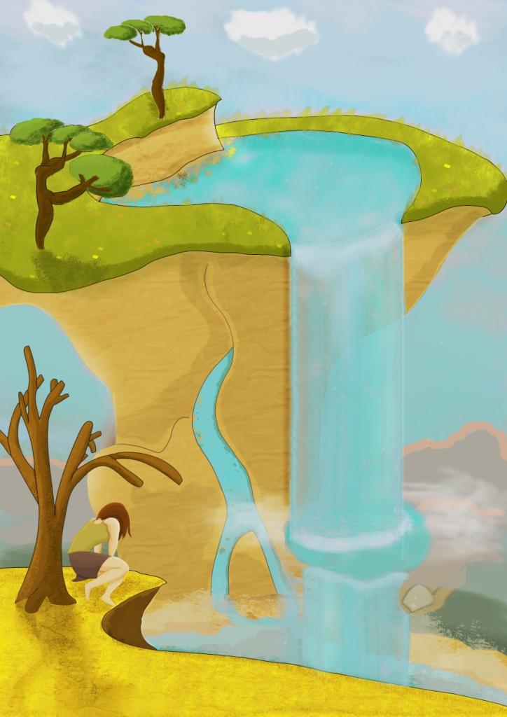 Waterfall (Alternative v2)
