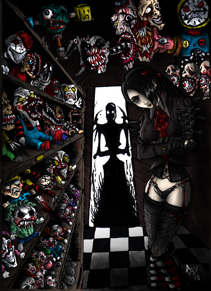 Twisted dolls