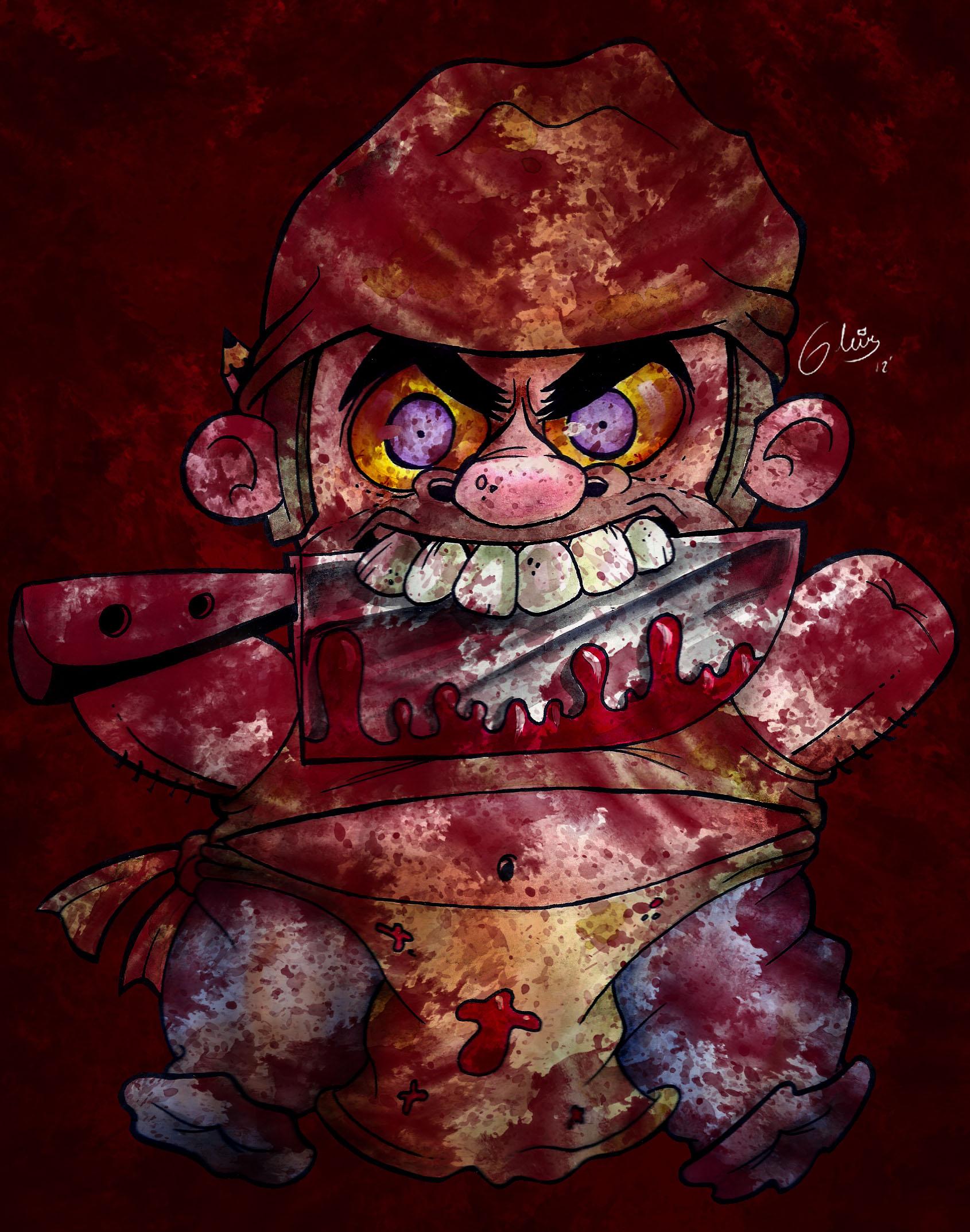 Carnicero Butcher