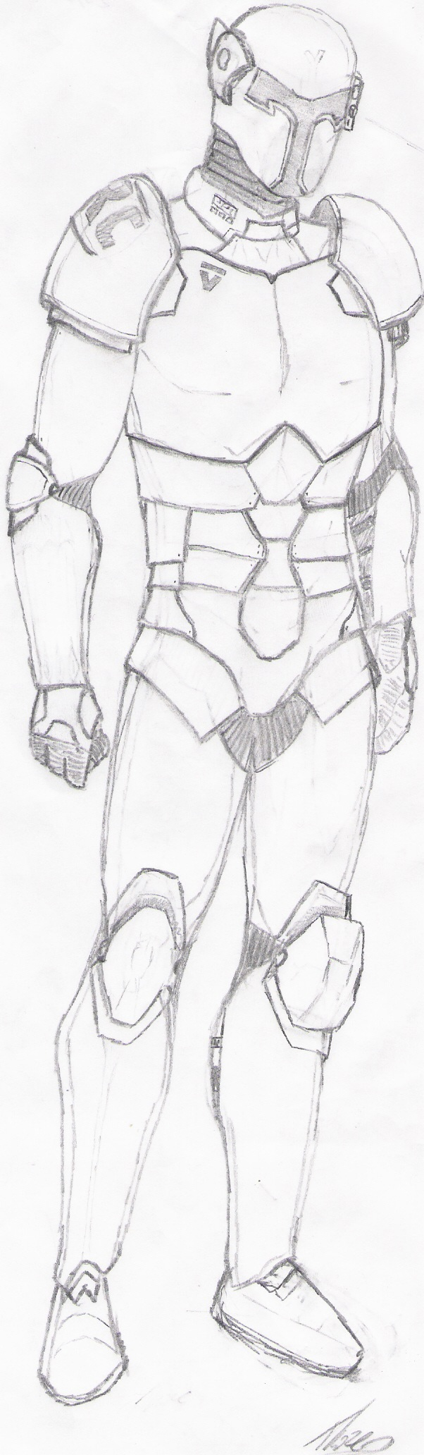 Simple armor