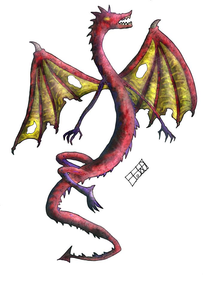 dragon's roar...
