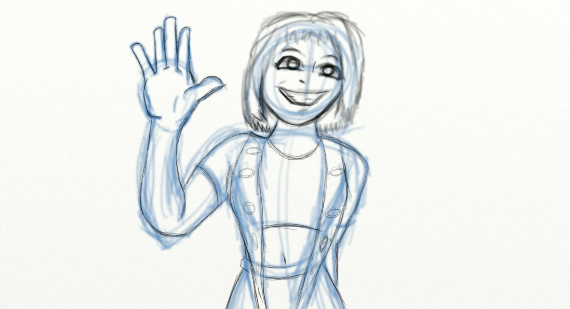 Leeloo Doodle